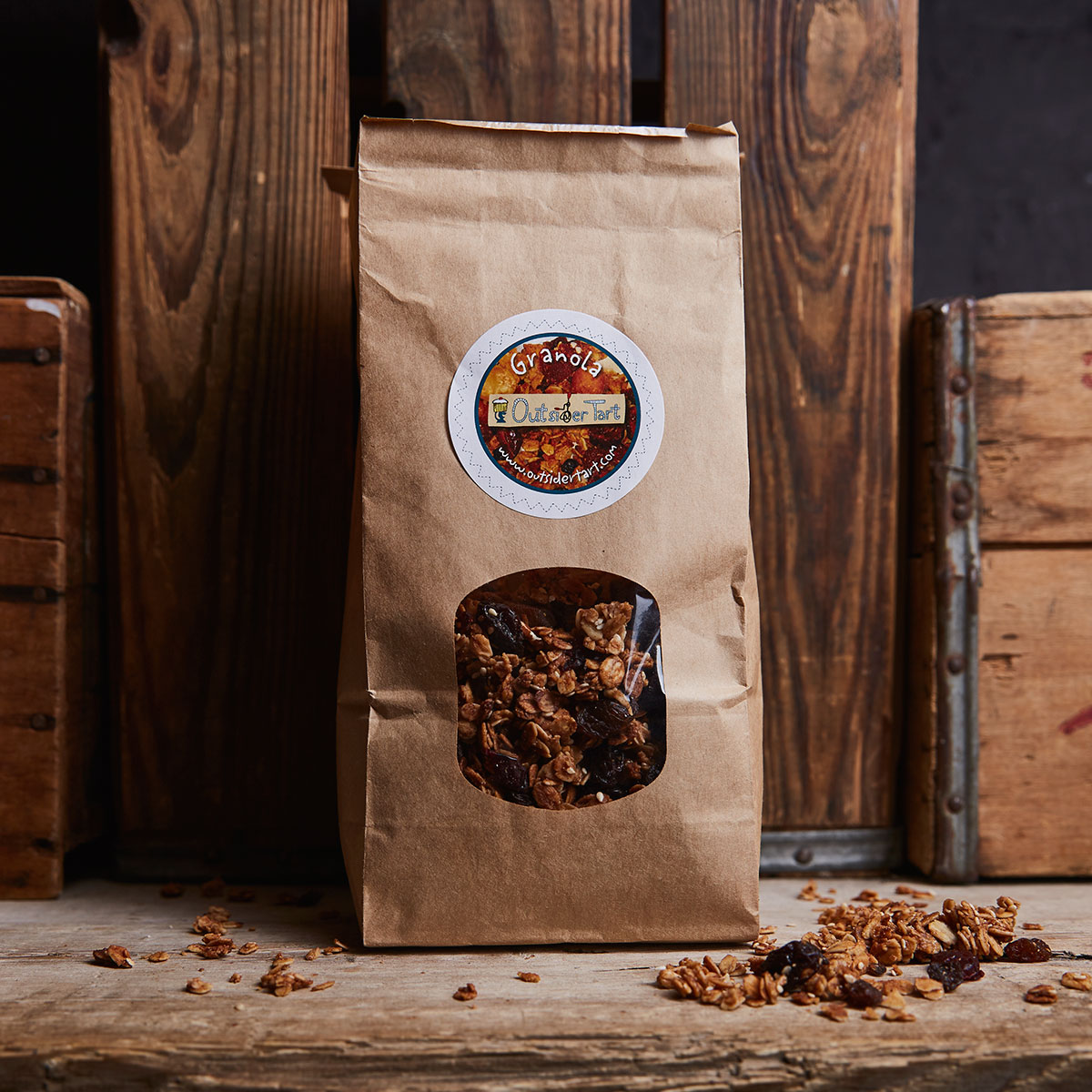 Original Recipe Granola   no nuts