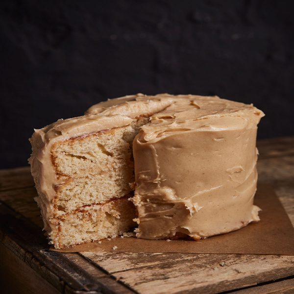 Peanut Butter Layer Cake