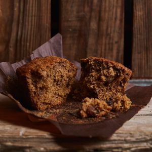 Raisin Bran Muffin