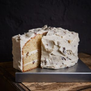 Spiced Pecan Layer Cake