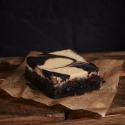 Chococlate Cherry Cheesecake Brownie